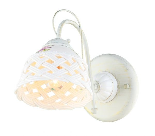 Бра Arte Lamp Wicker A6616AP-1WG