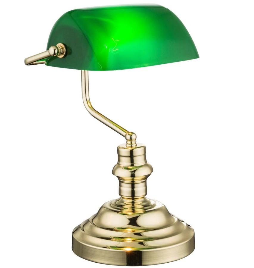 Настольная Лампа Antique Pusha Купить В Интернет